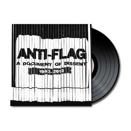 Anti-Flag - A Document of Dissent (Double vinyl)