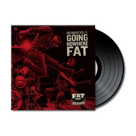 Fat Music Vol. 8 - Going Nowhere Fat (Vinyl)