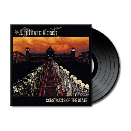 Leftover Crack - Constructs of the State (Vinyl)