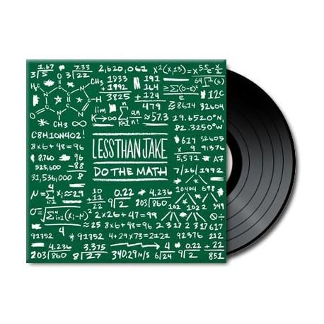 Less Than Jake - Do The Math (Vinyl)