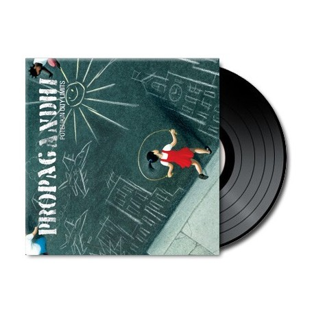 Propagandhi - Potemkin City Limits (Vinyl)