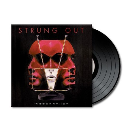 Strung Out - Transmission.Alpha.Delta (Vinyl)